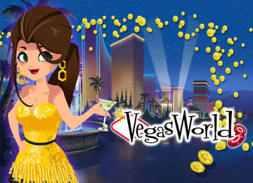 Vegas World Slot Full Review
