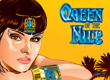 Queen Of The Nile Pokie Game